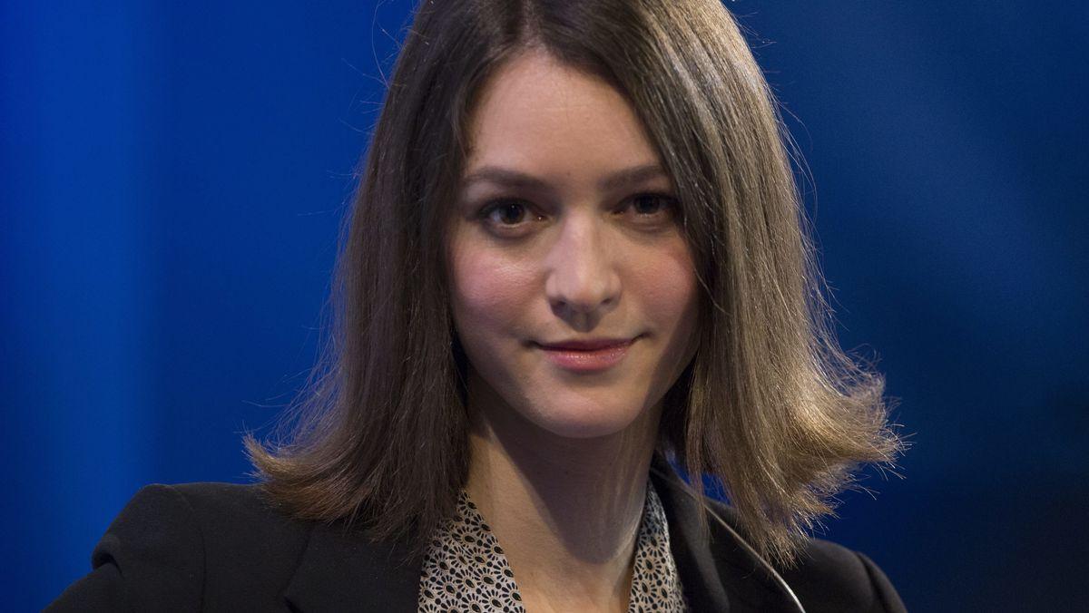 Die Extremismus-Forscherin Julia Ebner