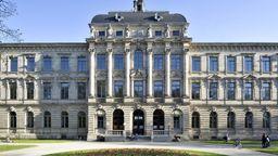 Gebäude der Universität Erlangen | Bild:picture alliance/imageBROKER/dpa