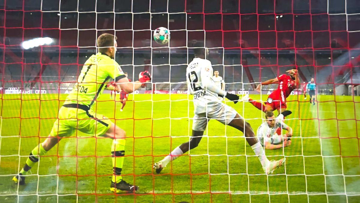 FC Bayern gegen Bayer Leverkusen
