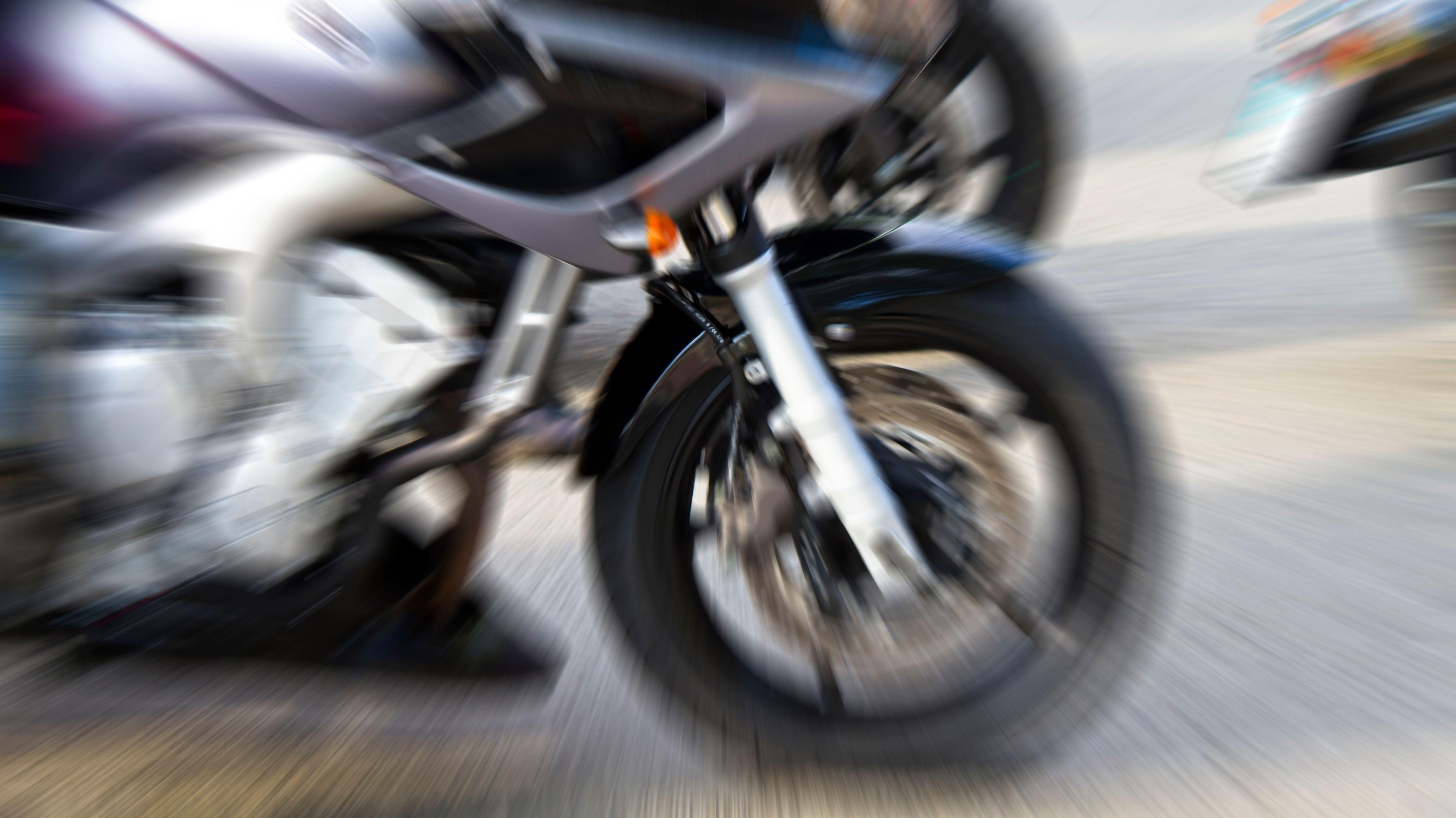 Motorräder (Symbolbild)