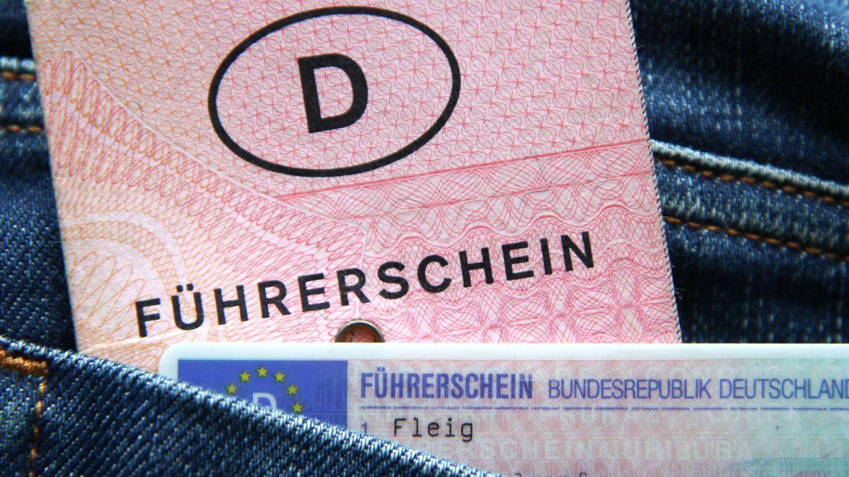 Symbolbild: Führerschein