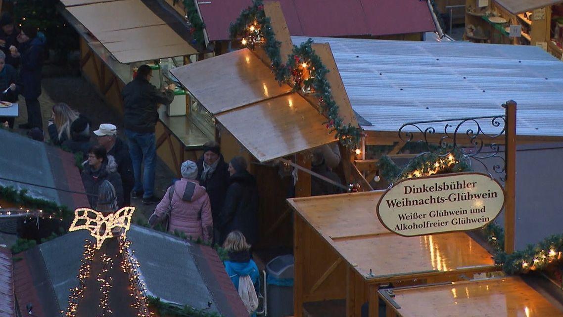 Alternativer Weihnachtsmarkt