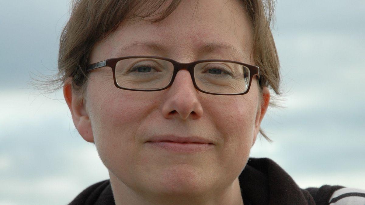 """Susanne Wedlich, Autorin des Sachbuchs """"Vom Schleim"""""""