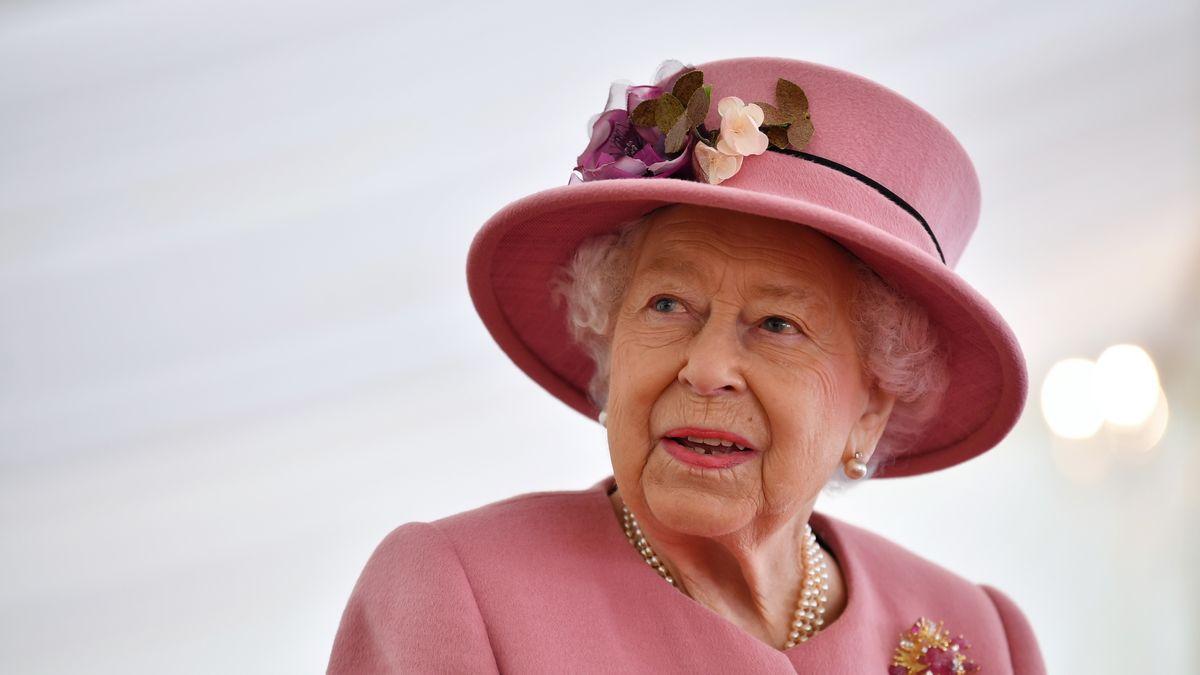 Queen Elizabeth II im Oktober 2020.