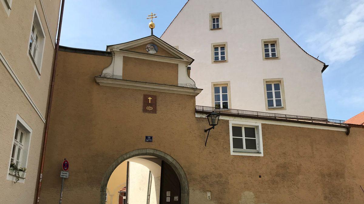 Kloster Heilig Kreuz in Regensburg