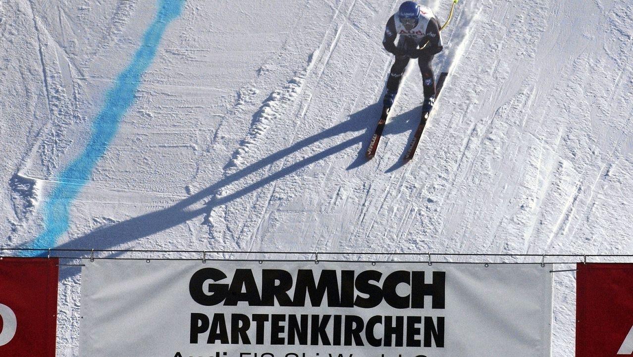 Skiweltcup in Garmisch-Partenkirchen