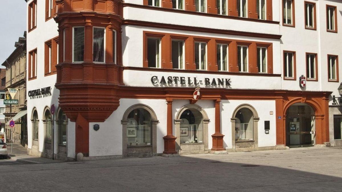 Die Castell-Bank