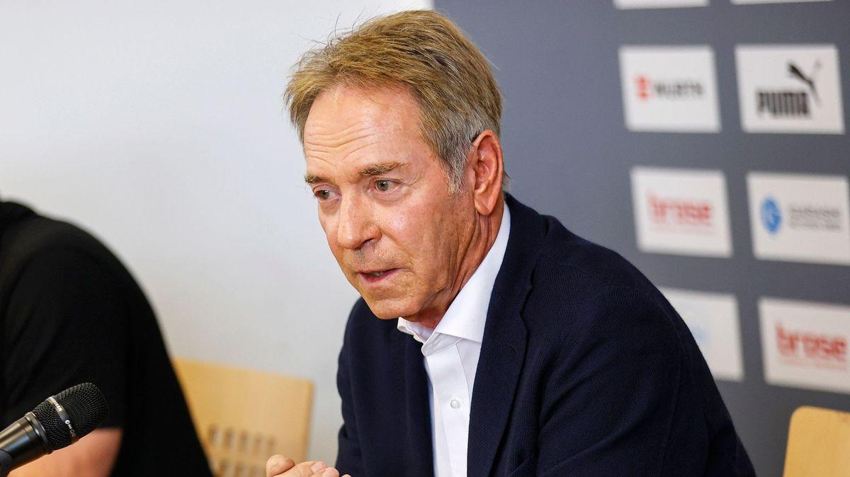 Zielscheibe von Böhmermanns scharfer Satire: Unternehmenschef Michael Stoschek.