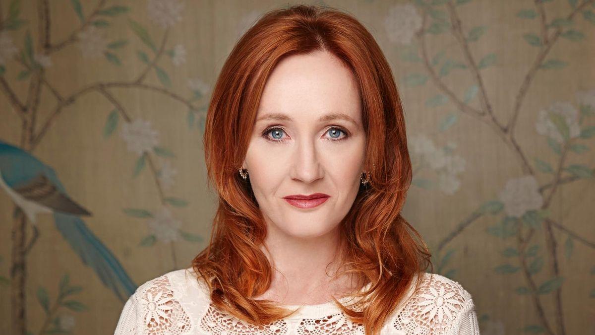 Porträt der Erfolgsautorin J.K. Rowling