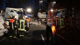 Unfall bei Fürstenstein | Bild:dpa-Bildfunk/Kölbl
