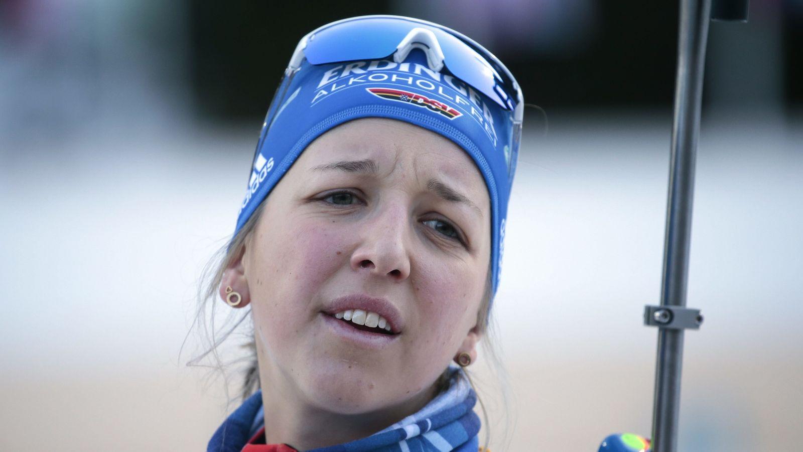 Biathlon-WM: Nächste Chance für Franziska Preuß