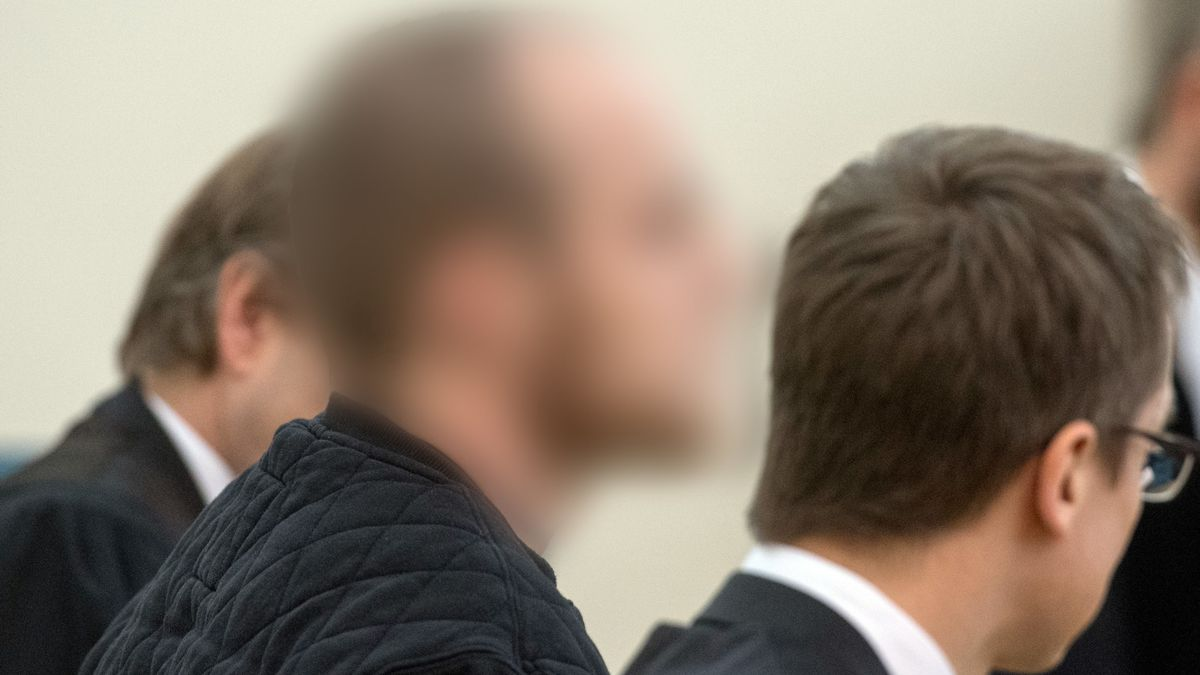 Der wegen des Mordes an seiner Freundin angeklagte Dominik R. stand im Jahr 2017 in Passau vor Gericht