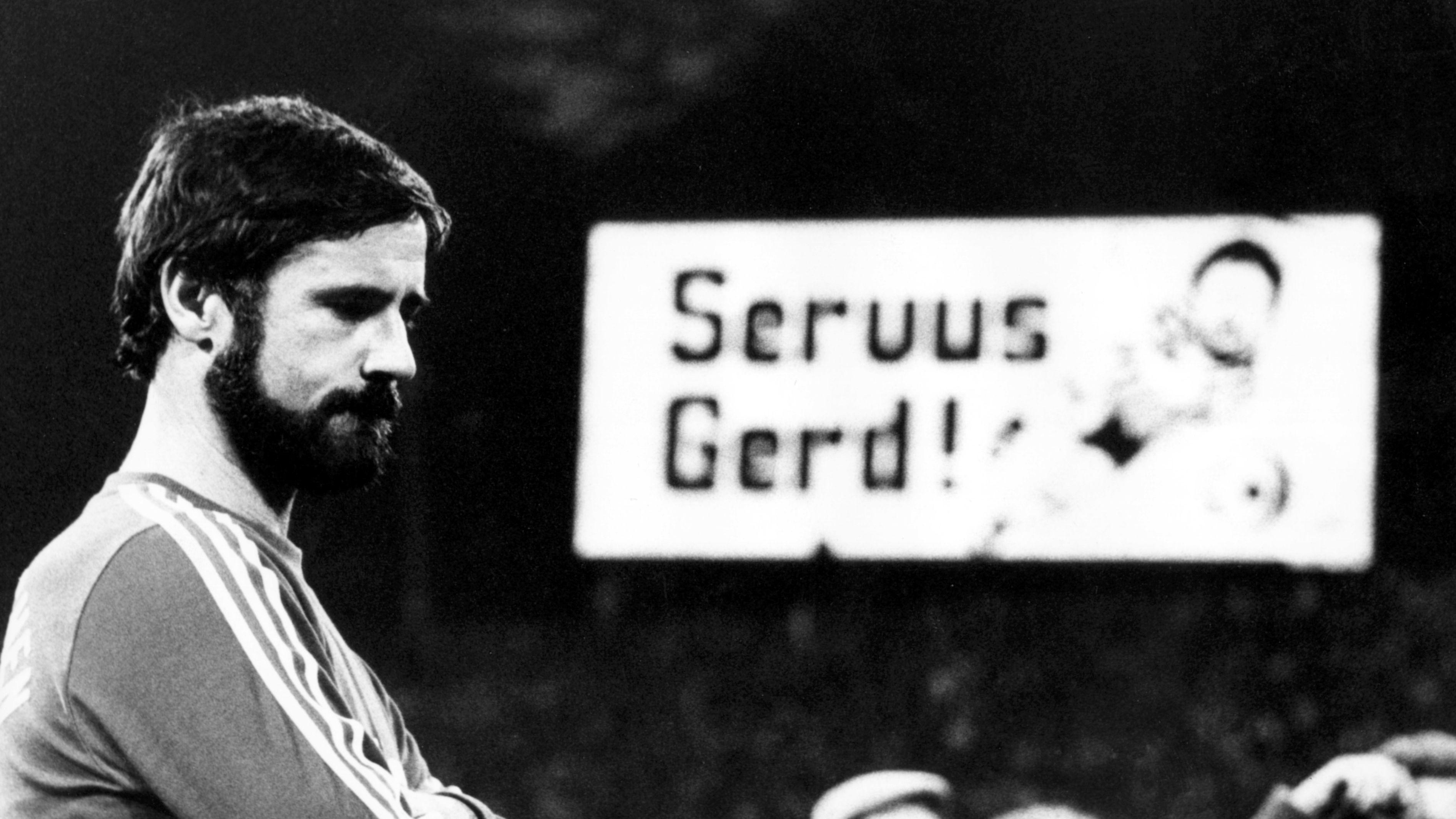 Gerd Müller geht
