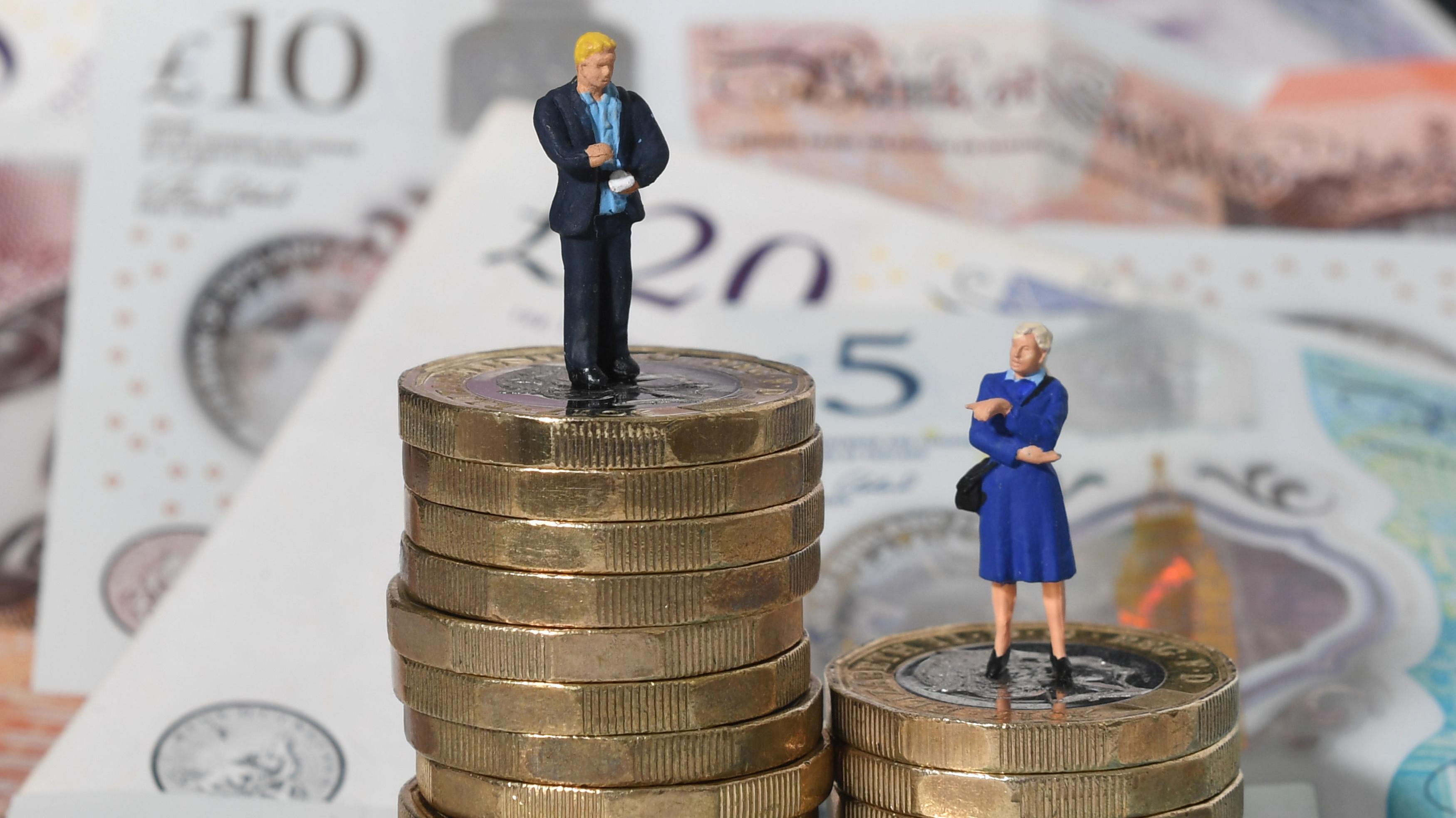 Frauen verdienen noch deutlich weniger als Männer