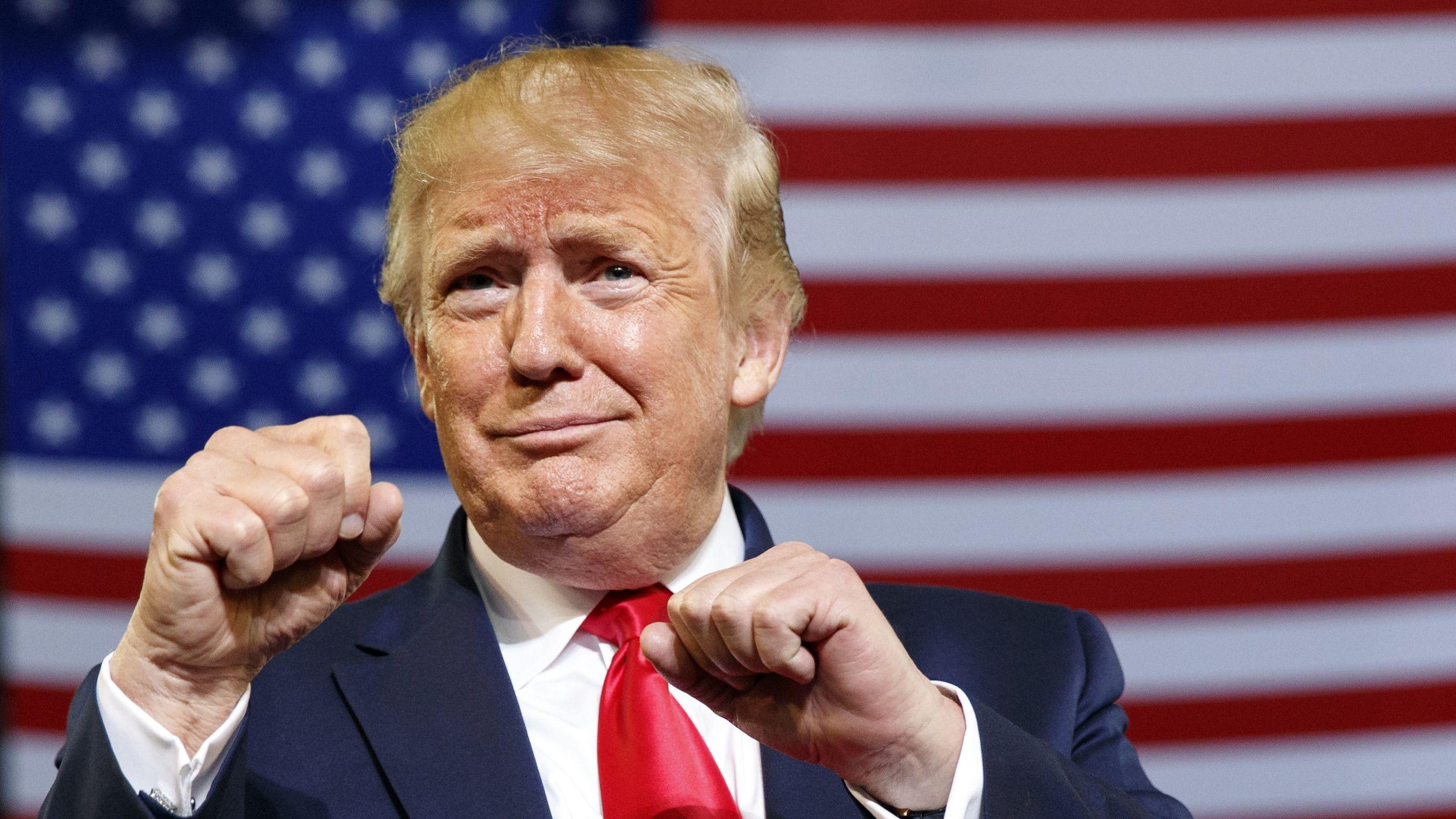 Donald Trump in Greenville