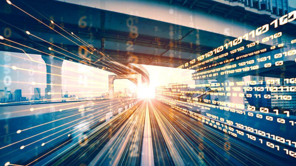 Symbolbild Digitalisierung
