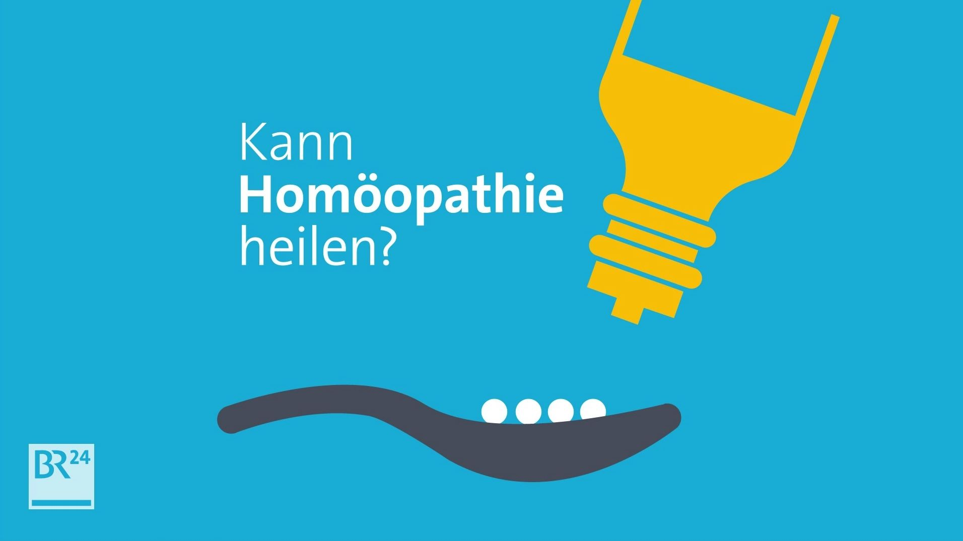 #fragBR24💡 Kann Homöopathie heilen?