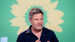 Bundesparteitag der Grünen | Bild:dpa-Bildfunk/Kay Nietfeld
