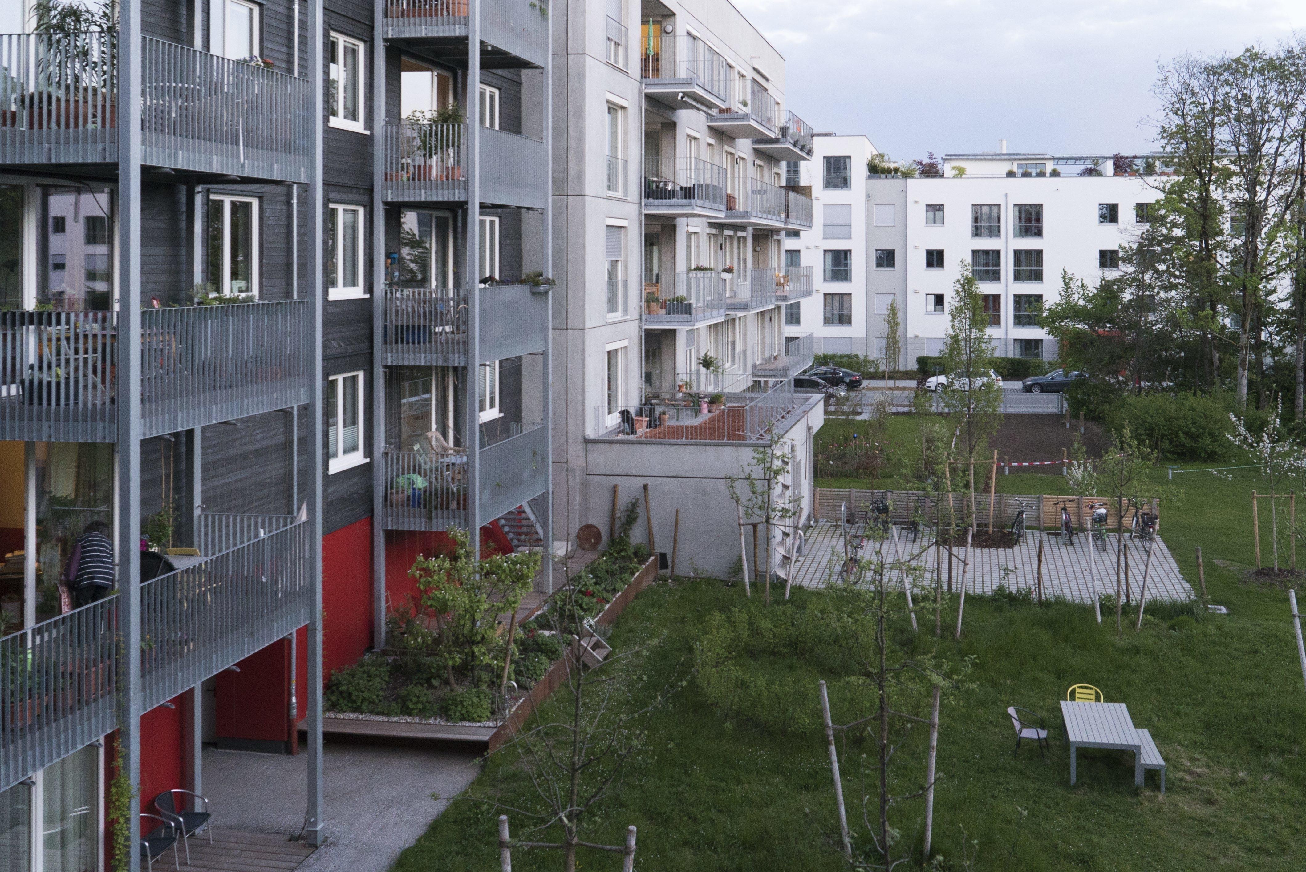 In Bayern sollen laut Staatsregierung Tausende neue Wohnungen mit günstigen Mieten entstehen