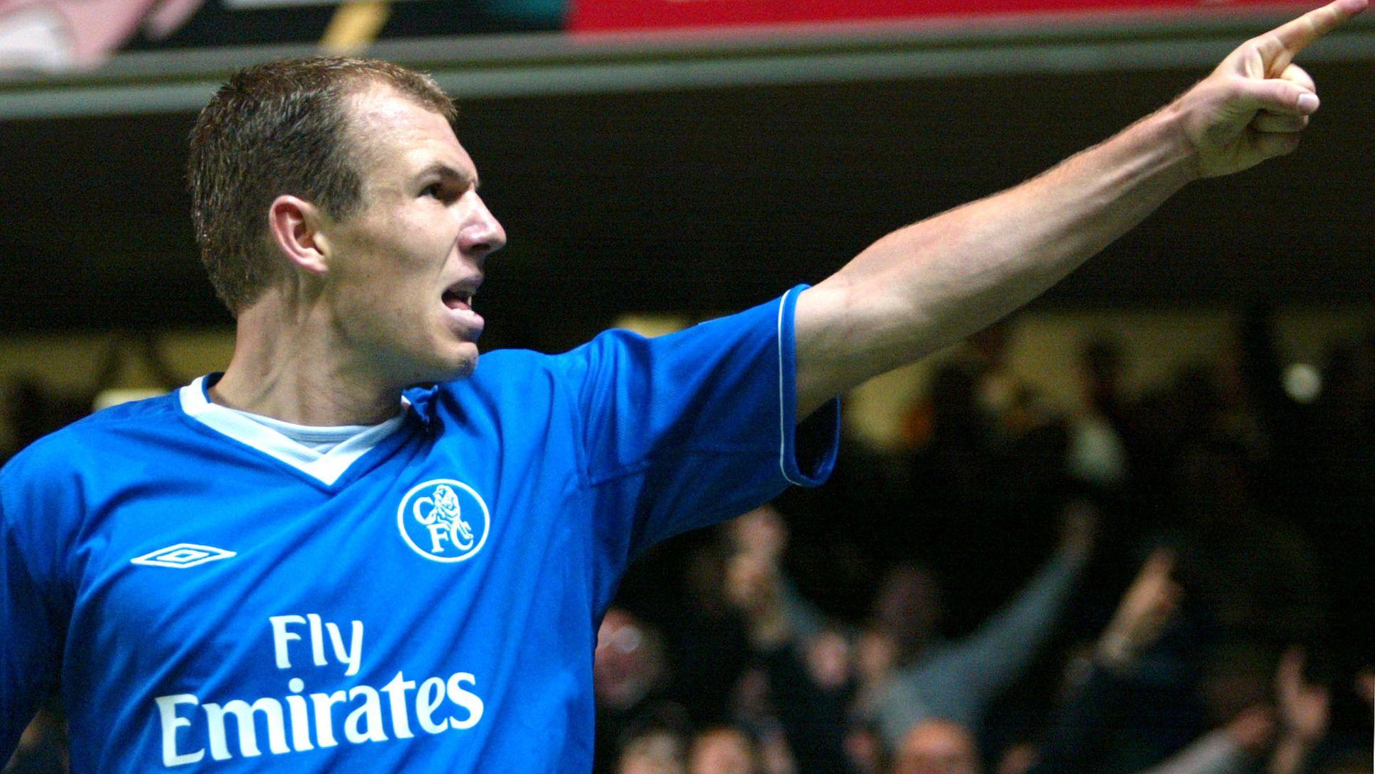 Arjen Robben (FC Chelsea)