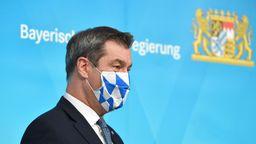 Markus Söder (Ministerpräsident Bayern und CSU Vorsitzender)   Bild:dpa/pa/FrankHoermann/SVEN SIMON