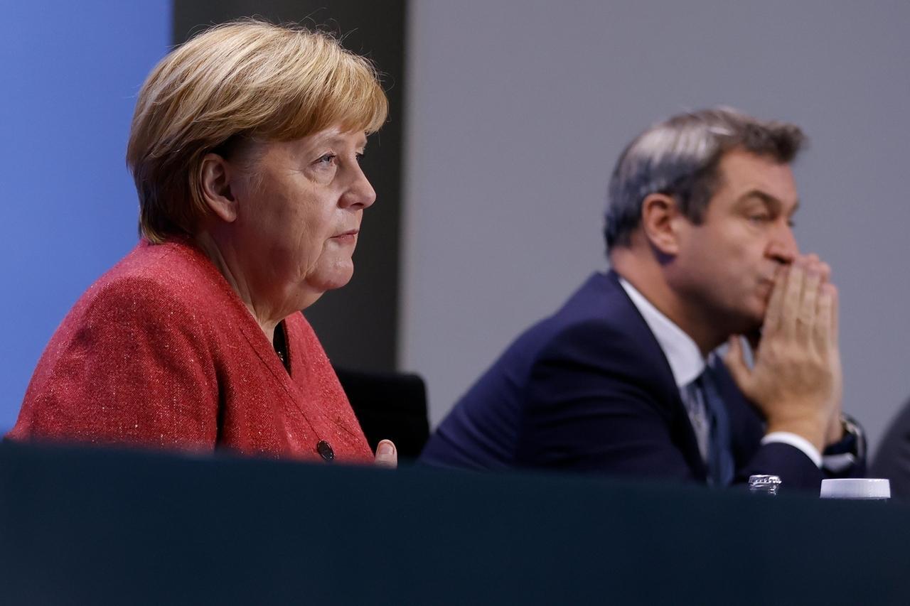 Neue Corona-Maßnahmen: Beratungen von Bund und Ländern laufen