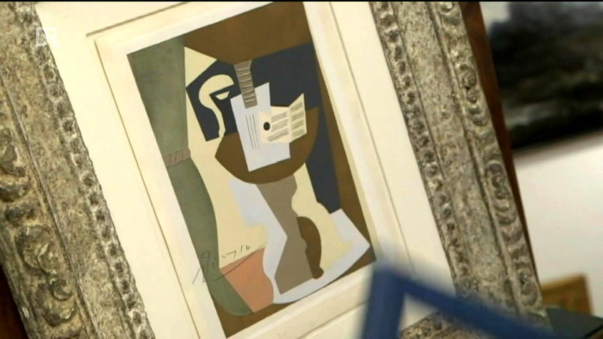Kunst + Krempel rät:: Wozu passt welcher Rahmen? | Gemälde ...