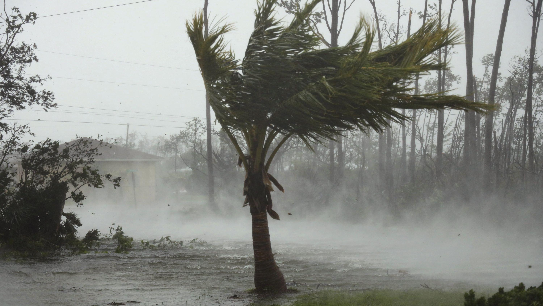 Der Wirbelsturm hat die Bahamas weiter fest im Griff