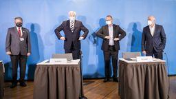 Einigung bei den Tarifverhandlungen für den öffentlichen Dienst | Bild:dpa-Bildfunk/Christoph Soeder