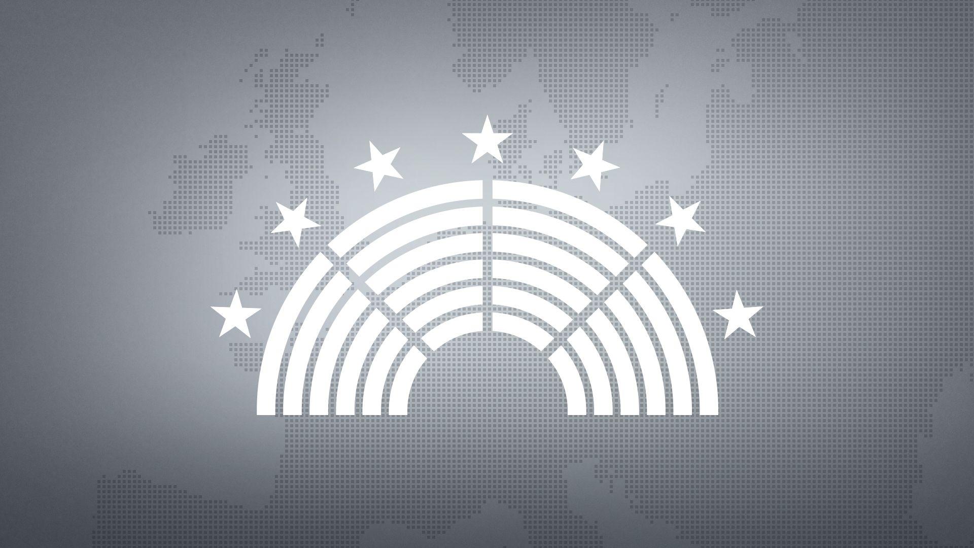 Symbol Europaparlament