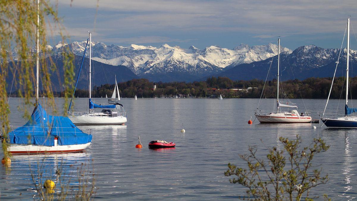 Starnberger See (Foto vom 08.05.2021).