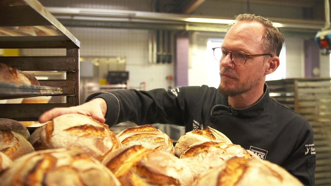 Digitalisierung in der Bäckerei : Brot backen digital