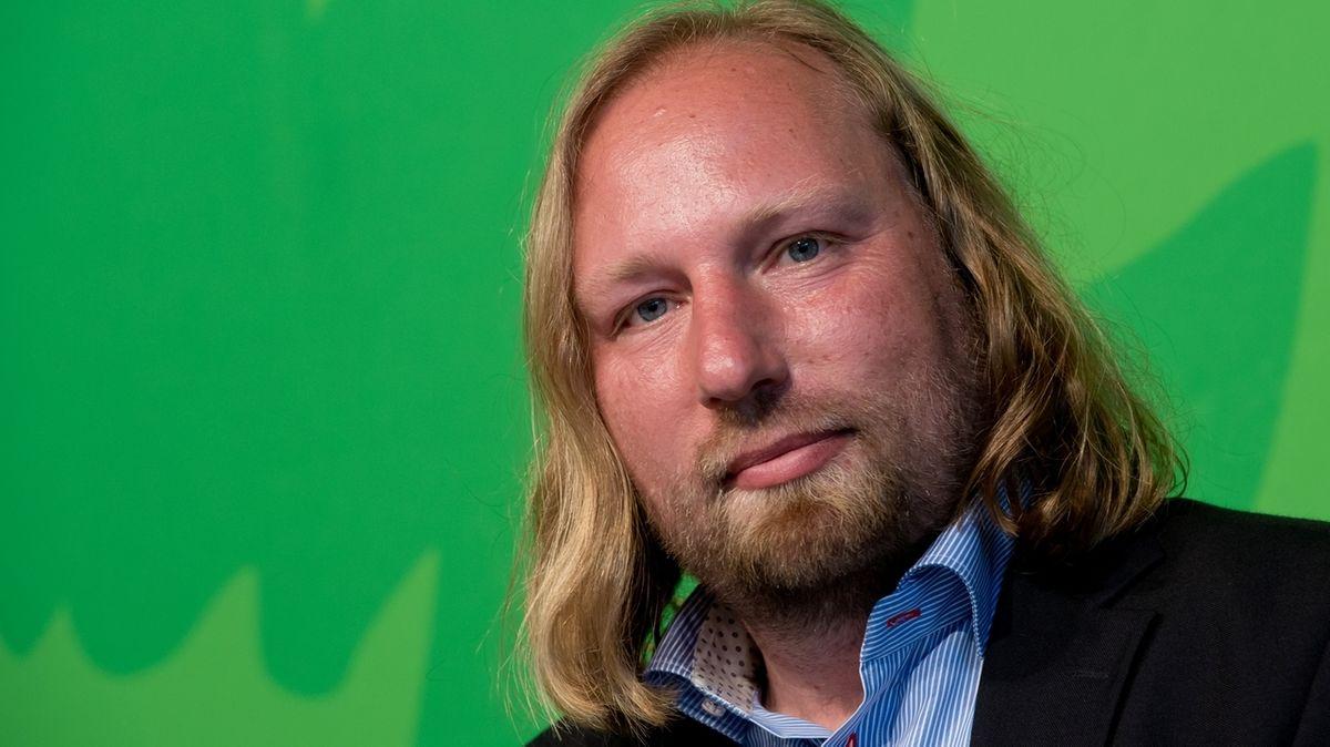 Anton Hofreiter, Grünen-Fraktions-Chef