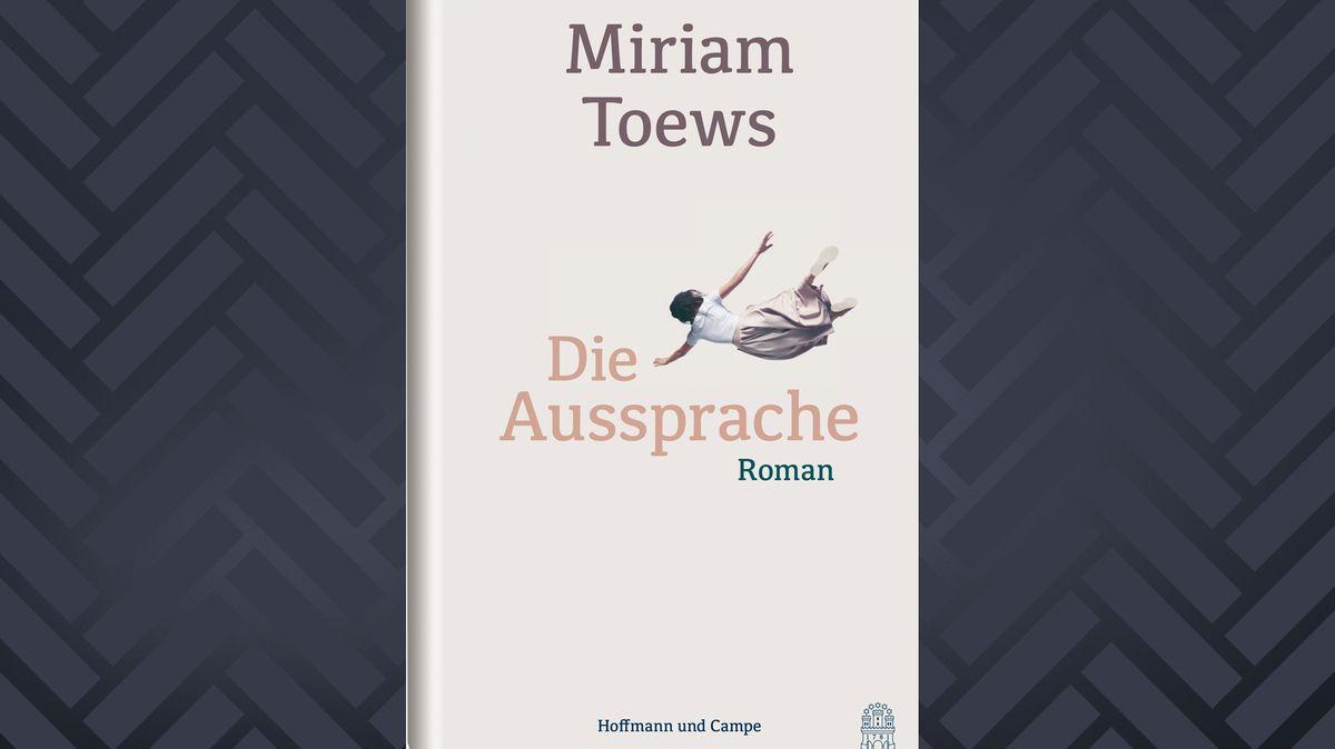 """Cover Miriam Toews: """"Die Aussprache"""""""
