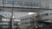 Seit fast 40 Jahren wird am Klinikum Weiden gebaut. | Bild:BR