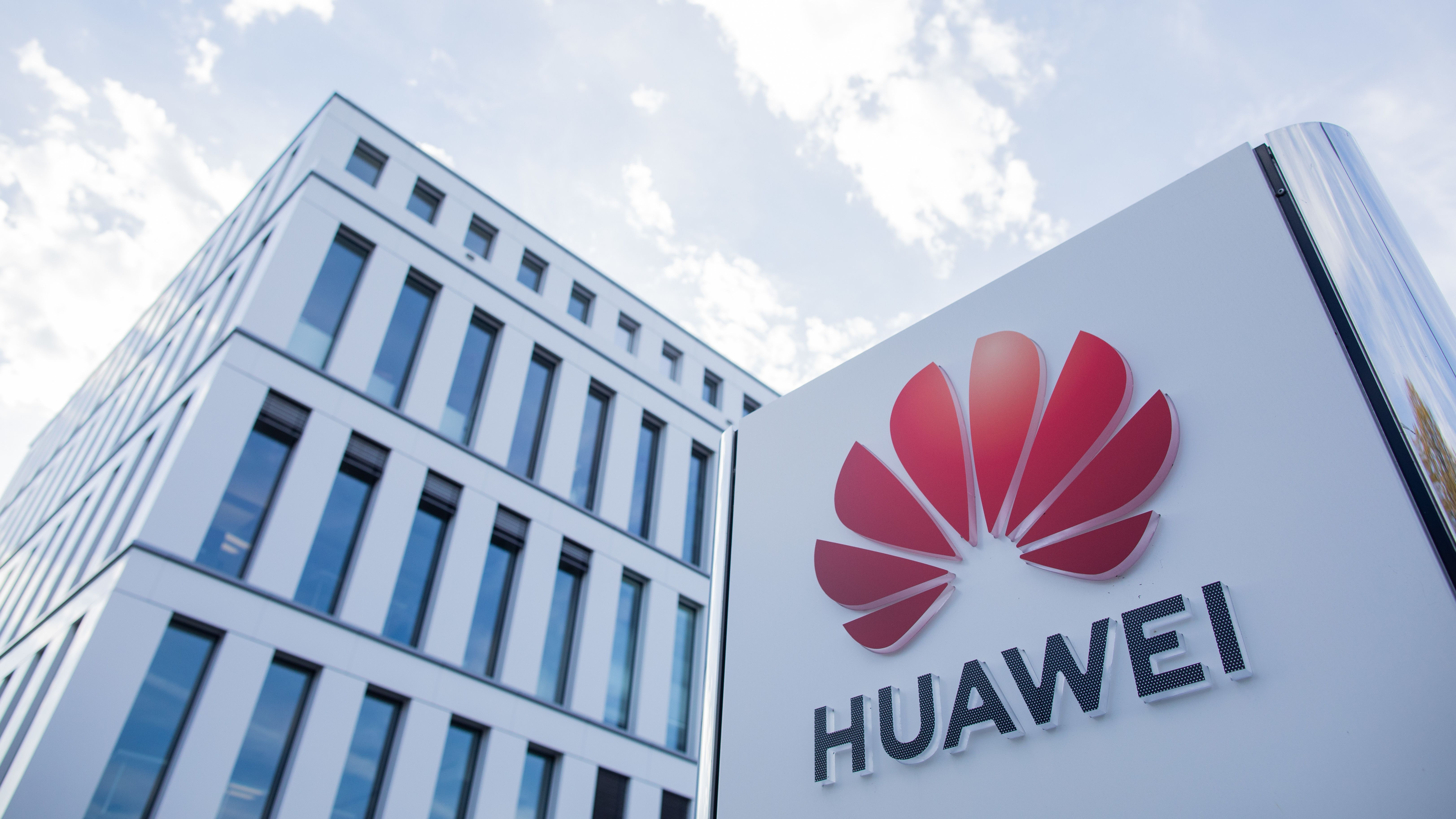 Deutsche Huawei-Zentrale in Düsseldorf