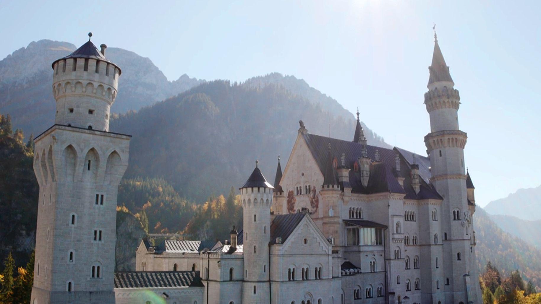 Es ist eine der bekanntesten Bildikonen der Welt: Schloss Neuschwanstein