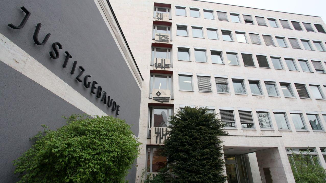 Justizgebäude Aschaffenburg