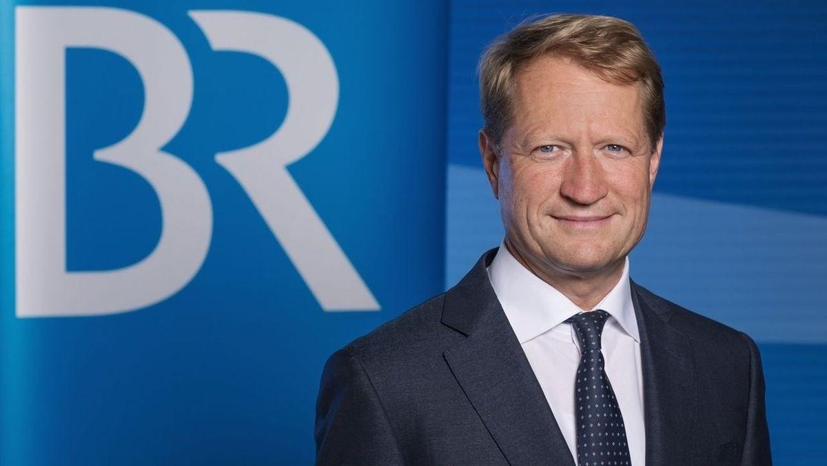 BR-Intendant Ulrich Wilhelm.