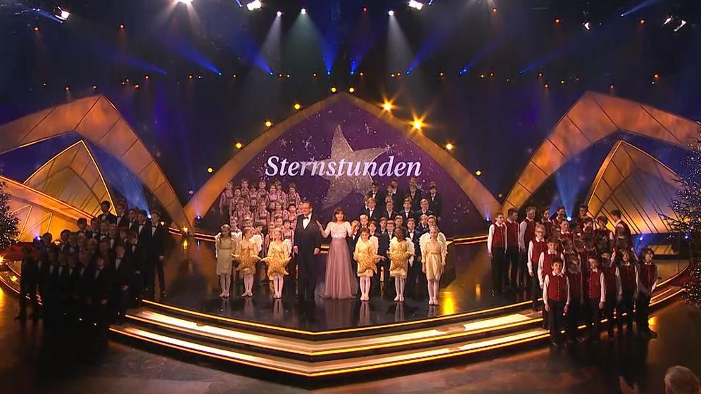 Sternstunden-Gala | Bild:Bayerischer Rundfunk 2018