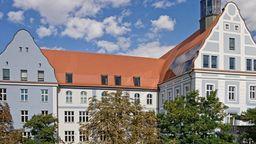 Das Landratsamt in Würzburg | Bild:LRA Würzburg/Stefan Bausewein