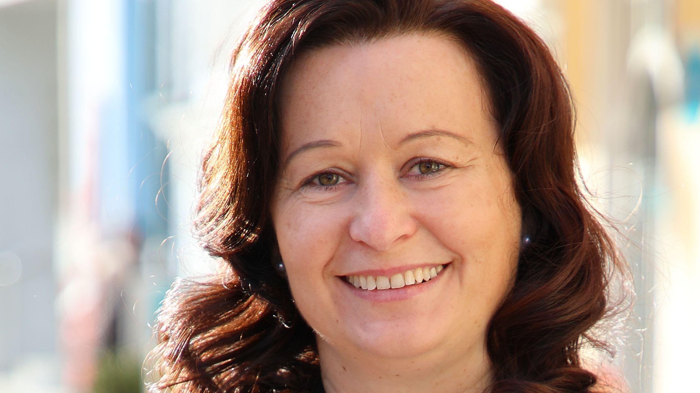 Christine Trapp von der SPD.