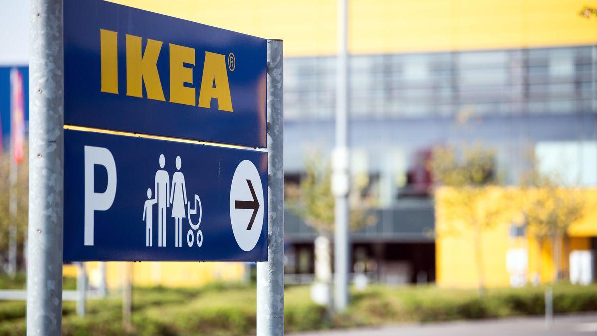 IKEA-Schild