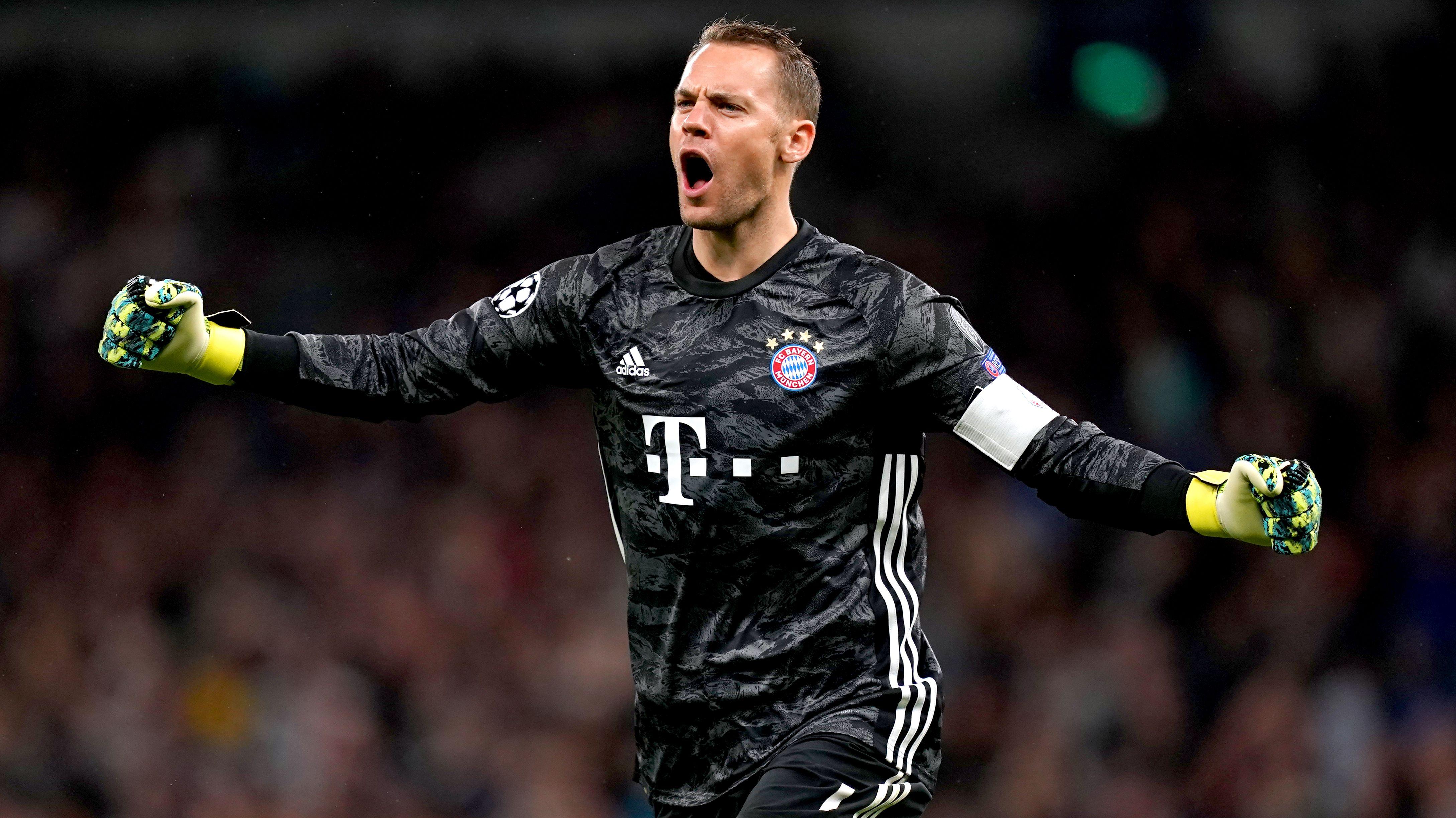 FC-Bayern-Kapitän Manuel Neuer