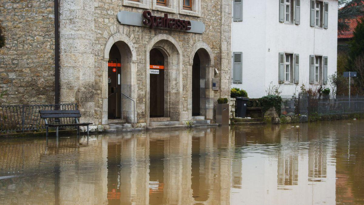 Hochwasser 2011 in Randersacker
