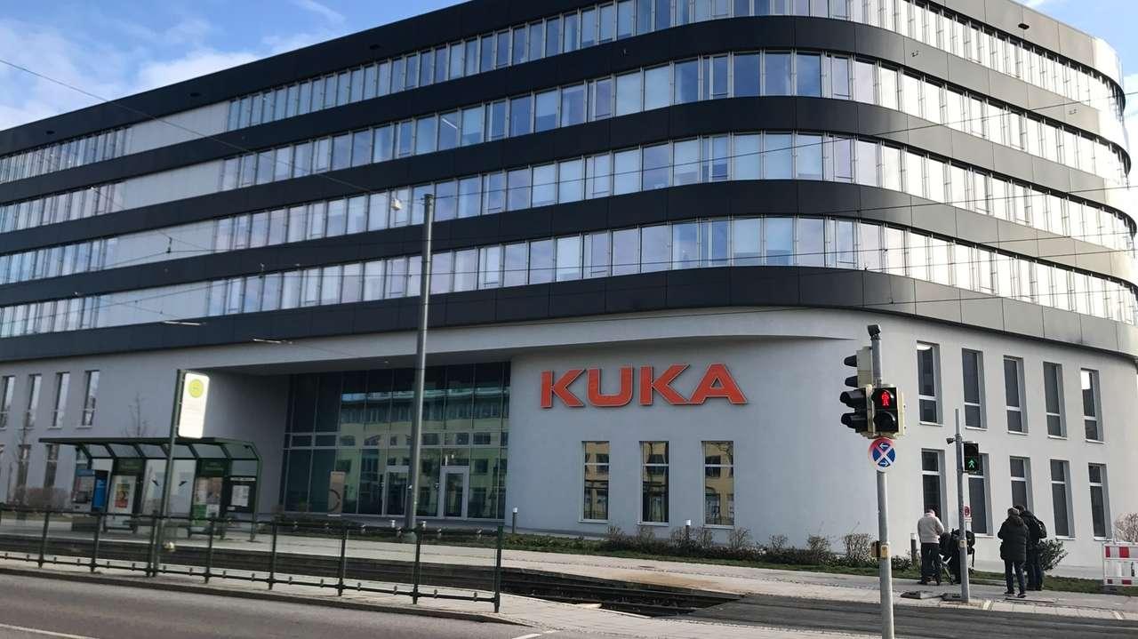 Kuka in Augsburg