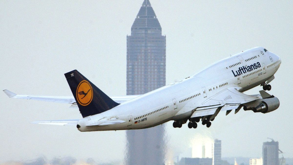 Aus für den Jumbo Jet: Boeing stellt Produktion der 747 ein