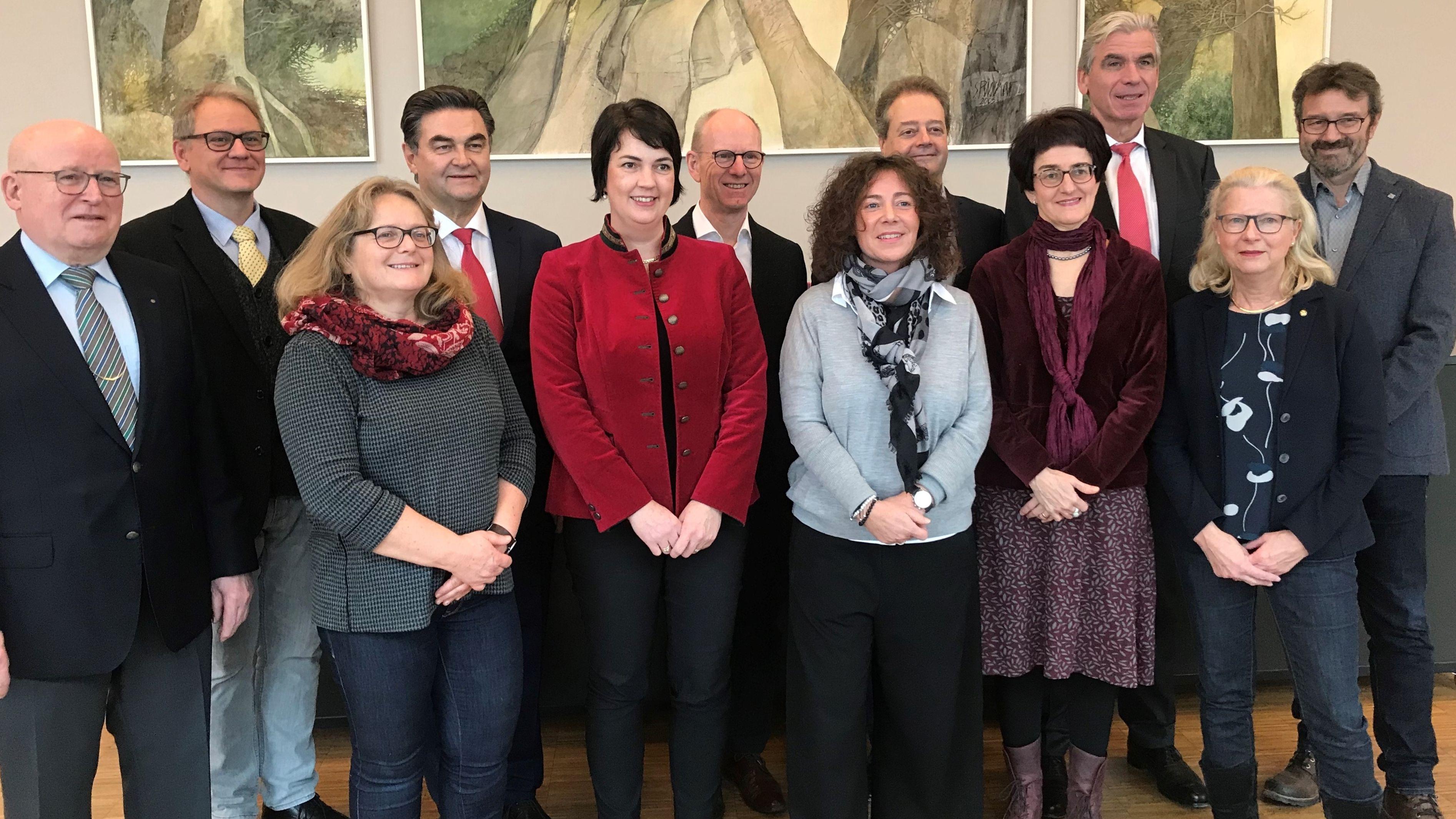 Herlein-Stiftung Aschaffenburg spendet 40.000 Euro für Kultur