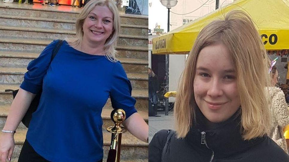 Vermisste Tochter und Mutter aus München