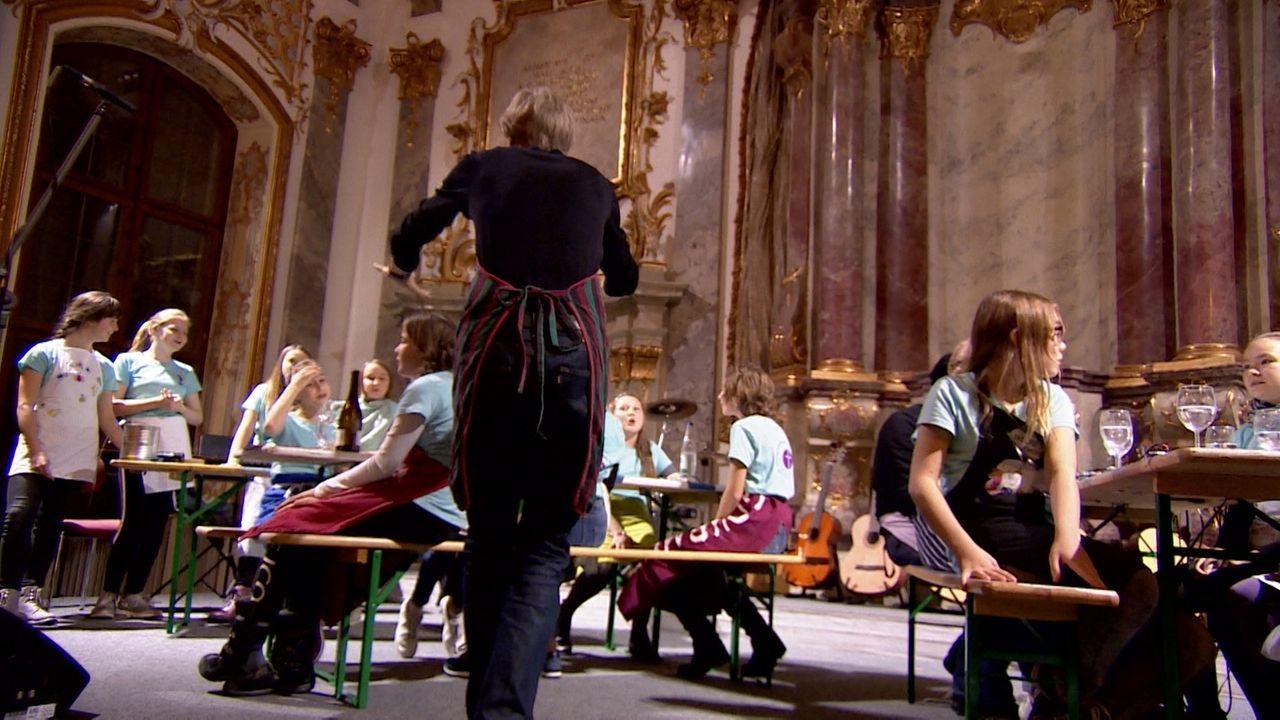 Schüler-Konzert zu Geburtstag Leopold Mozart